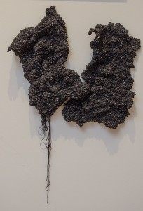 Rochelle Zohn, In the Beginning Fiber; 20 x 18 inches