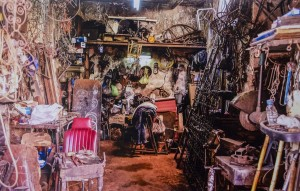 MICHAEL KING  Metal Shop in Marrakesh Digital photograph; 20 x 26 inches $600