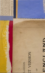 CATHERINE BARTLETT-HIRANI Untitled I Mixed media; 5.5 x3.5 inches $350