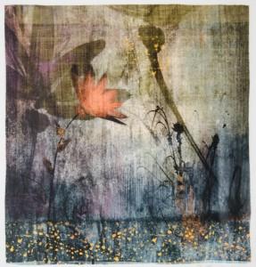 LYNN NAFEY, Shadow Dance, mixed media digital collage; 23 x 21 inches, $850