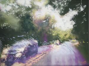 JANET SCHWARTZ, Yarmouth Pastel; 12 x 16 inches; $550