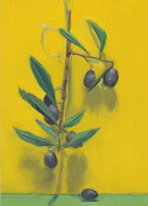 Olive Branch for Peace